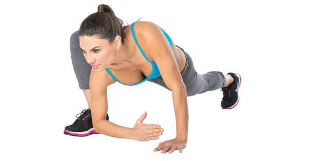 Performing Flexibility Training